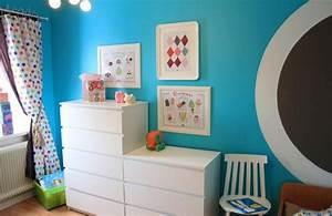 Kinderzimmer Streichen Junge : wandfarbe f r kinderzimmer ~ Markanthonyermac.com Haus und Dekorationen