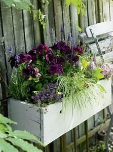Künstliche Blumen Für Balkonkästen : balkonkasten mit hortensien zauberschnee und lobelie ~ A.2002-acura-tl-radio.info Haus und Dekorationen