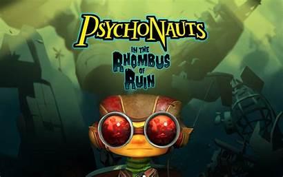 Psychonauts Rhombus Ruin Wallpapers Vr Fine Double
