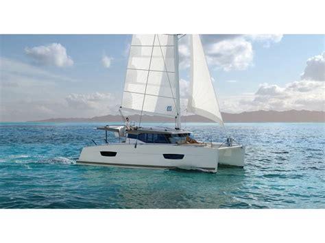 Catamaran Lucia 40 by Boat Fountaine Pajot Lucia 40 Inautia Inautia