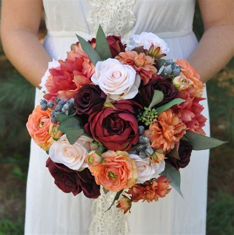 Best 25 Fall Wedding Flowers Ideas On Pinterest Fall
