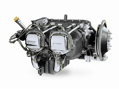 320 E2d Lycoming Engine