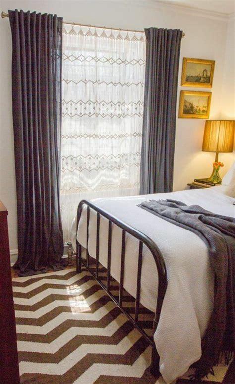 rideaux pour fenetre chambre le rideau voilage dans 41 photos