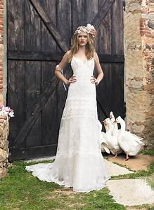 yolancris bohemian wedding dresses 2015 wedding i39ll With mariage boheme chic robe