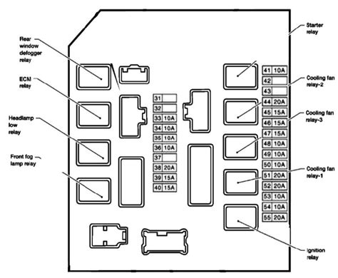 Wrg Nissan Murano Fuse Box Diagram