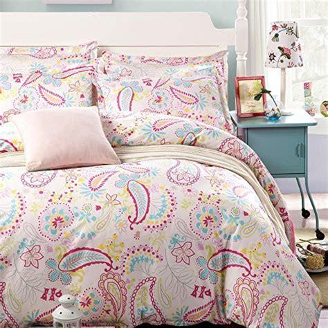 24945 new target bedding 100 cotton bohemian boho style pink bedding set print