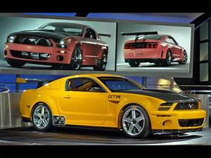 2005 Ford mustang gt r concept