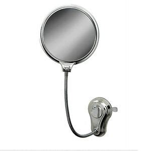 Suction Bathroom Mirror by New Suction Extendable Fogless Wall Mirror Makeup