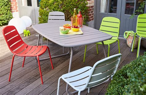 carrefour la collection mobilier de jardin printemps 233 t 233
