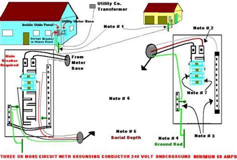 Electrical Service Detached Garage Page Teamtalk