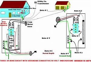 Electrical Diagram For Garage