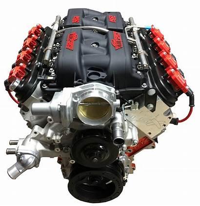 454 Lsx Engine Intake Crate Msd Pace