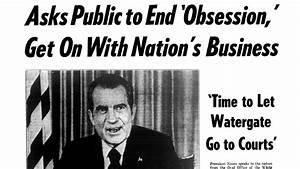 Watergate Richa... Nixon Film Quotes