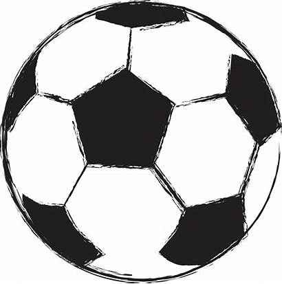 Clipart Football Ball Soccer Transparent Drawing Webstockreview