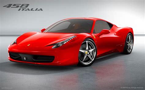 Eleganz und Sportlichkeit - Ferrari 458 Italia - elabia.de