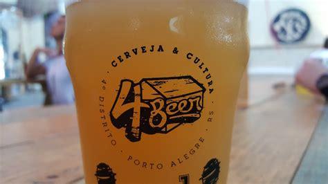 1bcefc06559f1 Cervejaria 4 Beer Em Porto Alegre Brasil Viaje Comigo