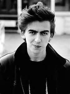 George Harrison as a Boy Teddy