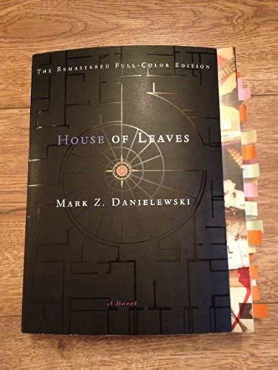 house  leaves  mark  danielewski