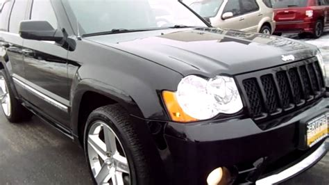 jeep grand cherokee srt  sale youtube
