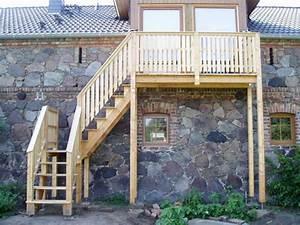 balkon mit zugang zum garten With feuerstelle garten mit balkon anbauen altbau