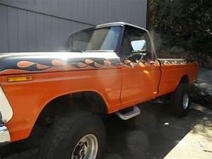 Find Used 1977 Ford F250 Highboy In Auburn  California
