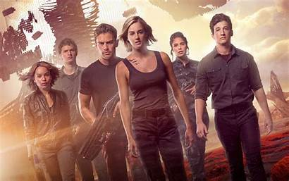 Divergent Allegiant Series Wallpapers Movies Itcher 4k
