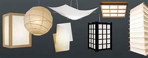Lampe Mit Mehreren Lampenschirmen : asiatische lampen bringen die sonne japanas zu ihnen nach hause ~ Markanthonyermac.com Haus und Dekorationen