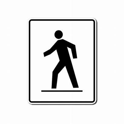 Clipart Signal Walking Walk Pedestrian Crossing Webstockreview