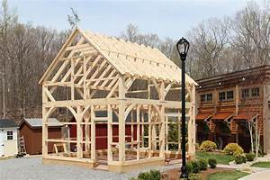 post and beam garages post and beam barns small post and With amish post and beam barns