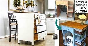 Gallery of idee tavolo cucina piccola isola e tavolo for Isola cucina fai da te