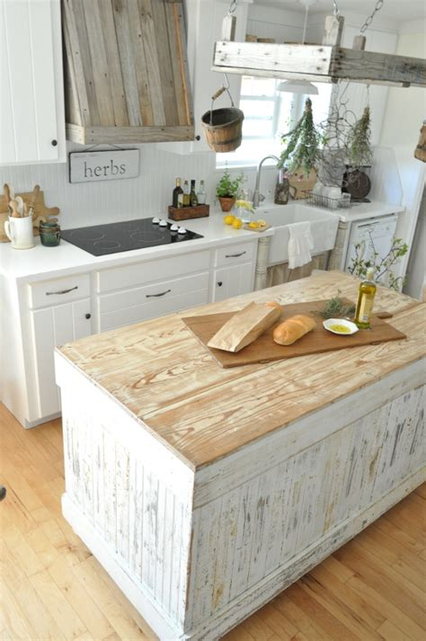 kitchen islands pottery barn rustic white kitchen pictures 5264