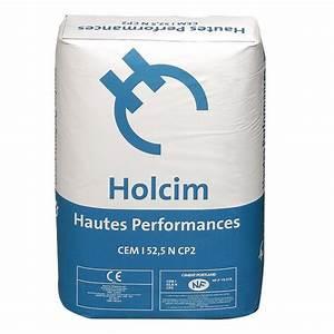Dosage Beton Pour 1 Sac De Ciment 25 Kg : ciment cpa 52 5 cem i en sac de 25 kg ~ Premium-room.com Idées de Décoration