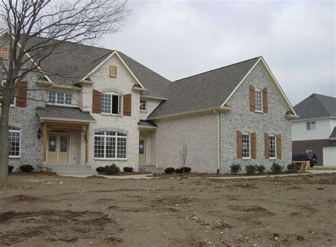 4 Bedroom 2 Story 5000 Sq Ft House Floor Plans Stone And
