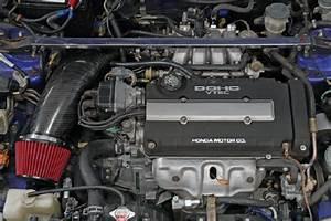 Carbon Fiber Powerchamber Intake  Dc2 Integra Gsr