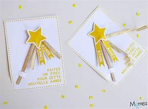 Carte De Voeux à Imprimer Gratuite : carte de voeux magique ~ Nature-et-papiers.com Idées de Décoration