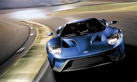 Ford Gt Becomes Fastest Ever Production Car After Clocking