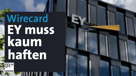 Herifler 1.9 milyar euro'yu kaybetmiş. Wirecard-Skandal: Kritik an niedriger Haftungssumme von ...