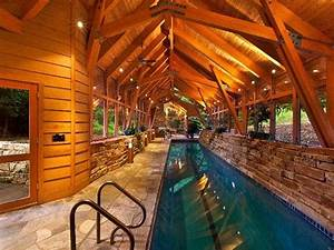 Beautiful House With Indoor Pool Images - Decoration
