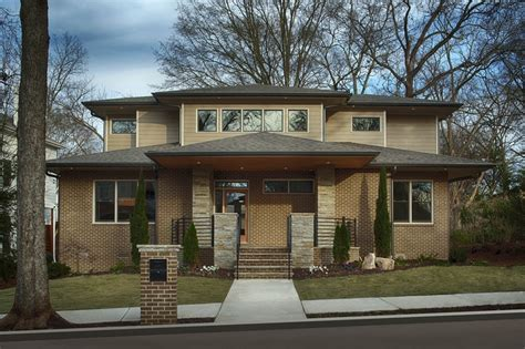 modern prairie style homes modern homes in atlanta joy studio design gallery best design