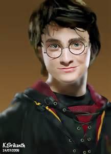Amazing Harry Potter Painting