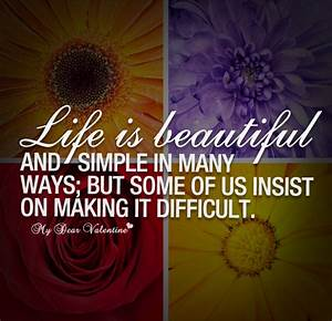 Cute Quotes Abo... Cute Simple Life Quotes