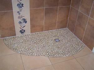 Carrelage Douche à L Italienne : carrelage sol douche italienne ~ Melissatoandfro.com Idées de Décoration