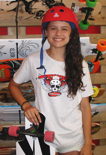 melina altes longboard team blog de la tienda inercia