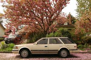 Old Parked Cars   1986 Nissan Maxima Gl Wagon