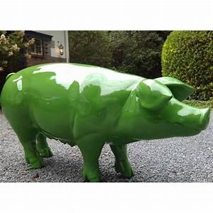 Déco De Jardin : objet d co cochon en r sine pour ext rieur texartes ~ Melissatoandfro.com Idées de Décoration