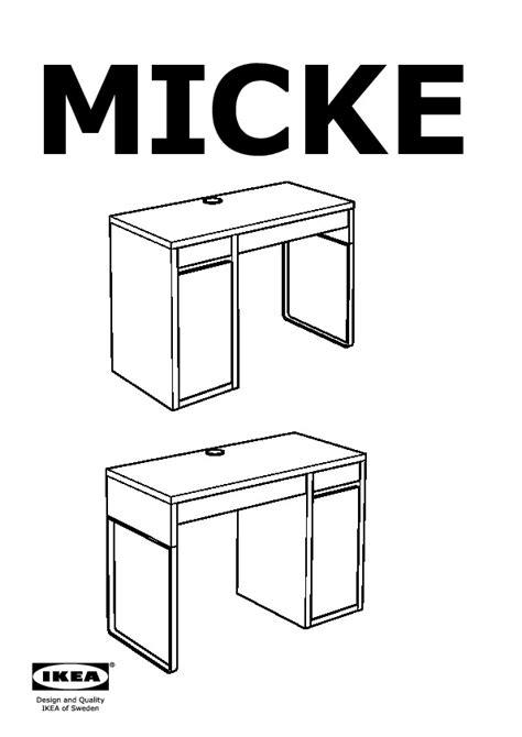 micke desk black brown ikea united kingdom ikeapedia