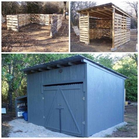 17 best ideas about pallet shed plans on pinterest shed