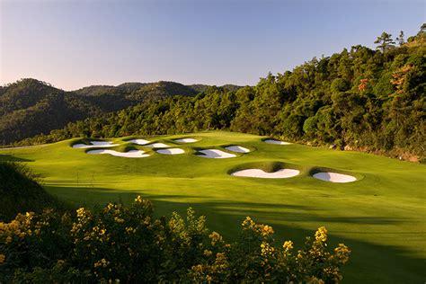 dragon lake golf club guangzhou guangdong china