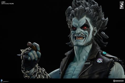 DC Comics Lobo Sixth Scale Figure by Sideshow Collectibles