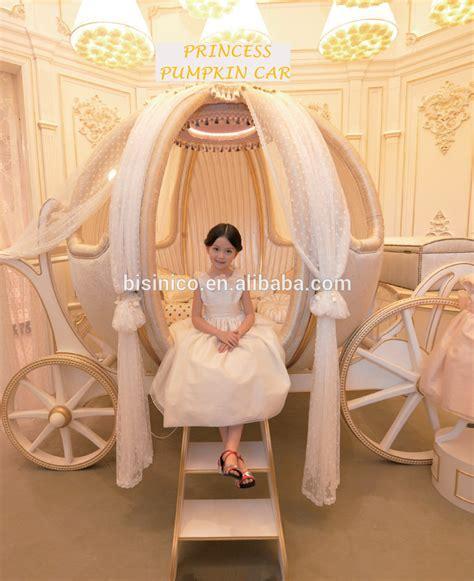 chambre bébé de luxe royal crown cinderella pumpkin coach bed luxury princess